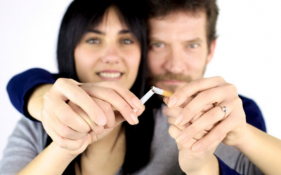 Odvykání kouření ve dvojici